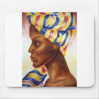 Nubian Princess Mouse Pad