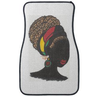 Nubian Queen Floor Mat