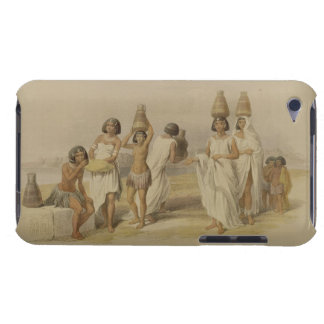 "Nubian Women at Kortie on the Nile, from ""Egypt an Barely There iPod Covers"