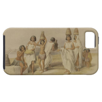 "Nubian Women at Kortie on the Nile, from ""Egypt an iPhone 5 Covers"