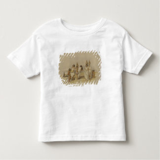 "Nubian Women at Kortie on the Nile, from ""Egypt an Toddler T-Shirt"