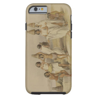 "Nubian Women at Kortie on the Nile, from ""Egypt an Tough iPhone 6 Case"