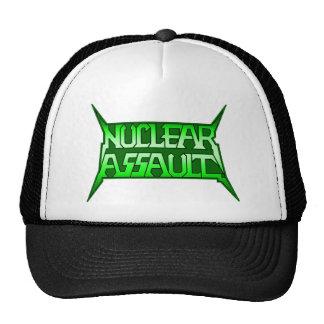 Nuclear Assault Mesh Hats