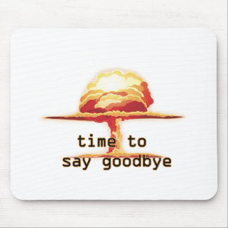 Nuclear Explosion Mouse Pad