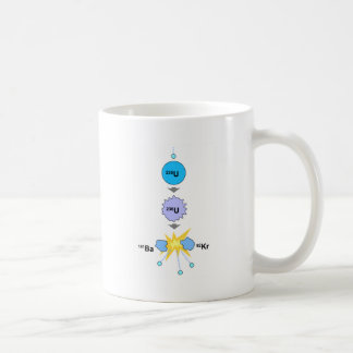 Nuclear Fission Coffee Mug