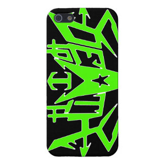 Nuclear Green Death Pit Logo Phone Cover iPhone 5 Cover