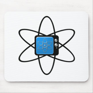 Nuclear Television Mouse Pad