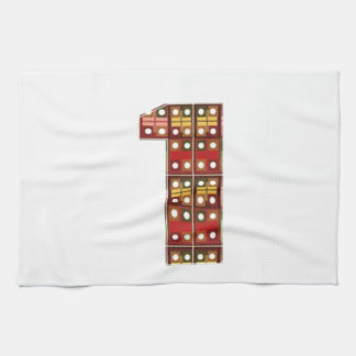 NUMBER1 NumberONE Encourage Achievement Tea Towel