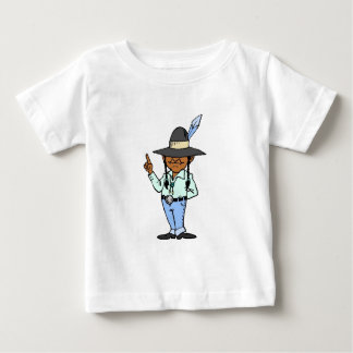 Number #1 Native American Baby T-Shirt