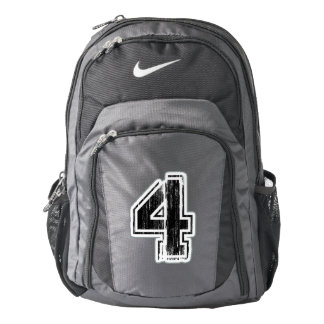 number four backpack