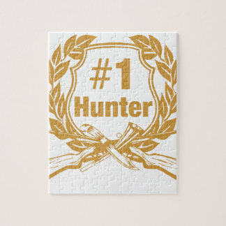 Number One Hunter - #1 Puzzle