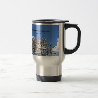 Numbers 6:24 May the Lord bless you.... Travel Mug