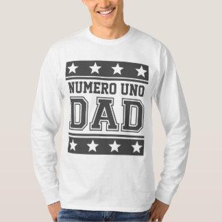 Numero Uno Dad T-Shirt