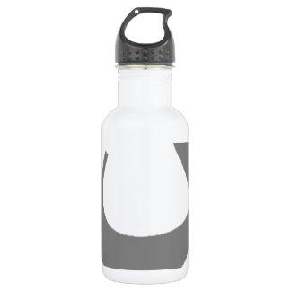 NUN Christian Solidarity Tees.png 532 Ml Water Bottle