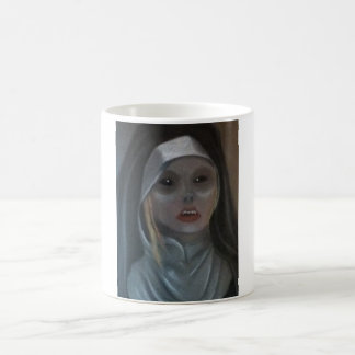Nun Darker Coffee Mug