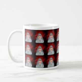 Nun Tiled Mug