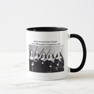 Nuns with Guns Mug
