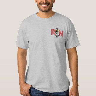 Nurse Embroidered T-Shirt
