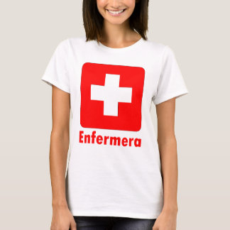 Nurse-Latino T-Shirt