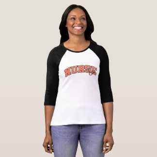 Nurse Occupation Athletic Team T-Shirt
