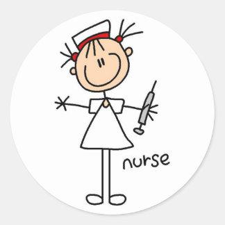 Love nursing car bumper sticker zazzle - Stick Figure Family Custom Stickers Stick Figure Family