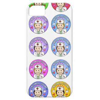 Nurse Takes care of Plis to me iPhone 5 Cover