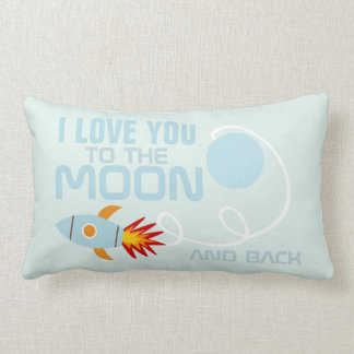 Nursery Love You To The Moon And Back Cushion