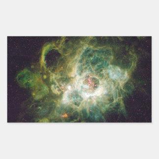Nursery of New Stars - GPN-2000-000972 Rectangular Sticker