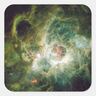 Nursery of New Stars - GPN-2000-000972 Square Sticker