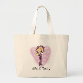 Nurses R Angels Tshirts and Gifts Canvas Bag