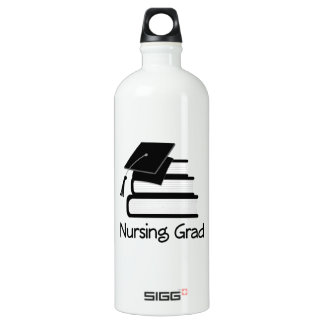 Nursing Graduate 2014 SIGG Traveller 1.0L Water Bottle