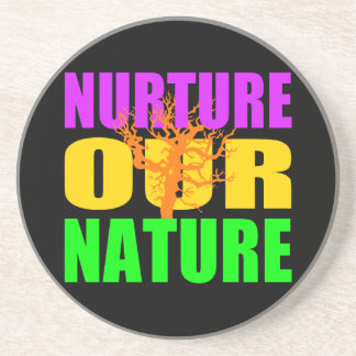 Nurture Our Nature coaster