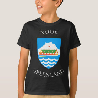 Nuuk coat of arms T-Shirt