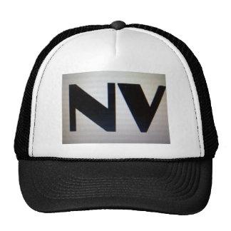 NV Hat Black