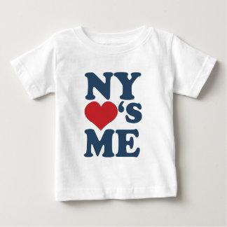 NY Loves Me Baby T-Shirt