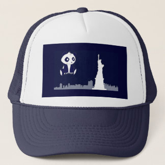 NYC Big Panda Hat