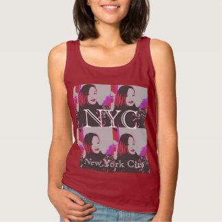 NYC Fashion Tank Top