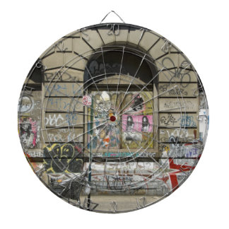 NYC Graffiti Dartboard