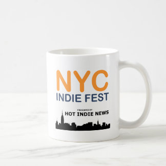NYC INDIE FEST SWAG COFFEE MUG