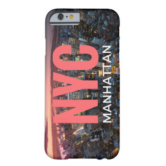 NYC- Minimal Barely There iPhone 6 Case