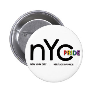 NYC Pride Official Button
