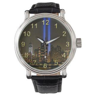 NYC Skyline: WTC  9/11 Tribute In Light 2013 #1 Watch