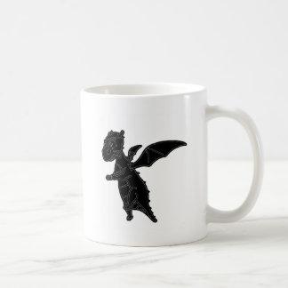 Nyte Basic White Mug