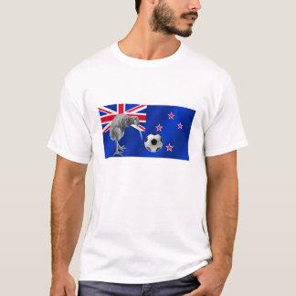 NZ all whites Kiwi soccer football fans gifts T-Shirt