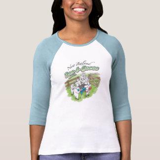 NZ Baa-b-Queue T-Shirt
