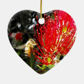 NZ Christmas Tree Christmas Ornament