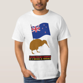 NZ FLAG REFERENDUM T SHIRT