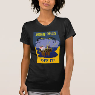 NZ GAS AND OIL EXPLORATION SHIRT