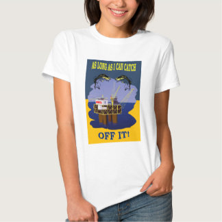 NZ GAS AND OIL EXPLORATION TSHIRTS