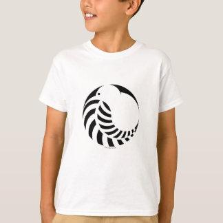 NZ Kiwi / Silver Fern Emblem T-Shirt